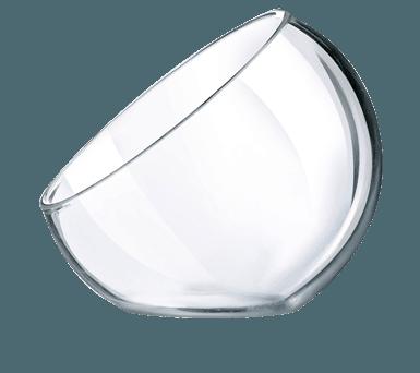Image of   Glas Skål 4 Cl Versatile Skrå