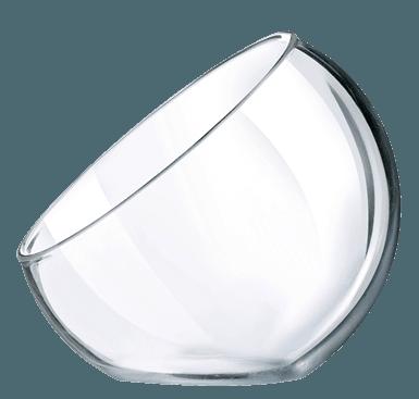 Image of   Glas Skål 12cl Versatile Skrå