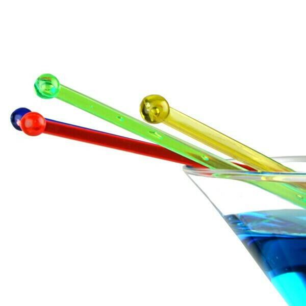 Image of   Drinkspind Farvet 72 stk(u)