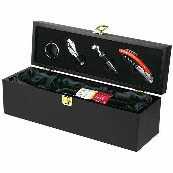 Image of   Vinflaske Box & tilbehør