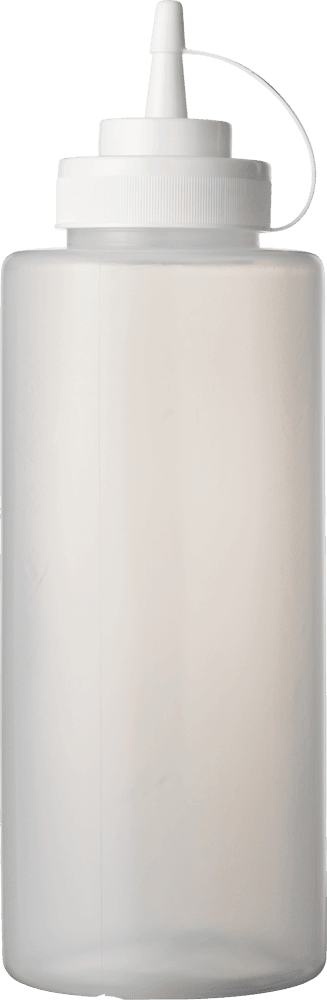 Image of Dispenser, Klar Plast 100 Cl