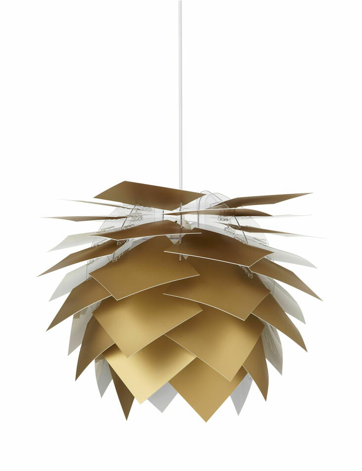 Image of   Illumin Lampe Guld Look