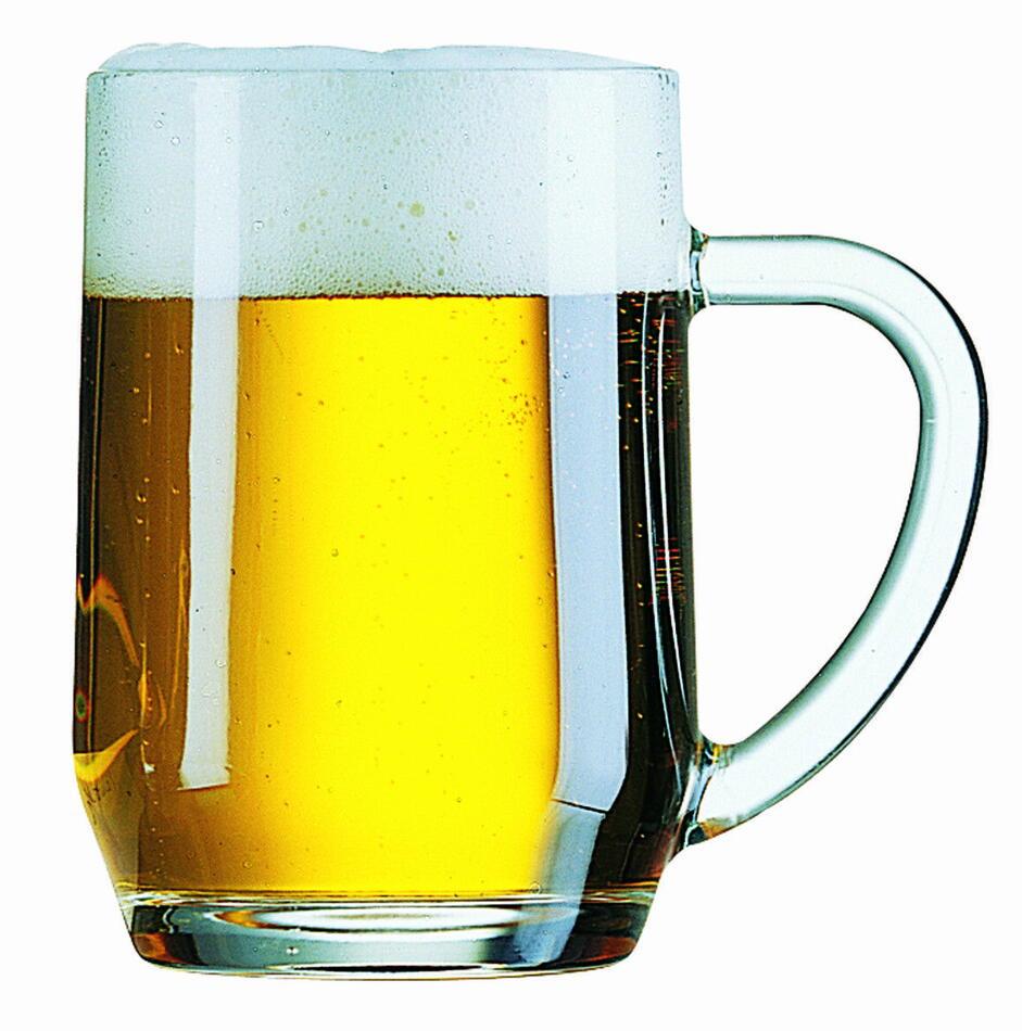 Image of   Arcoroc Hayworth ølkrus, 57 cl