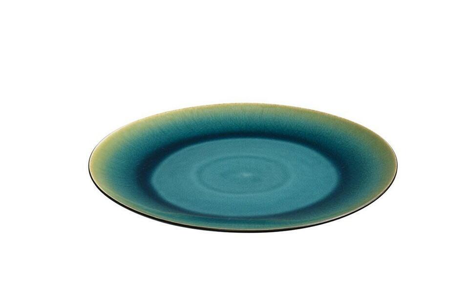 Image of   Cabo tallerken blå ø33 cm