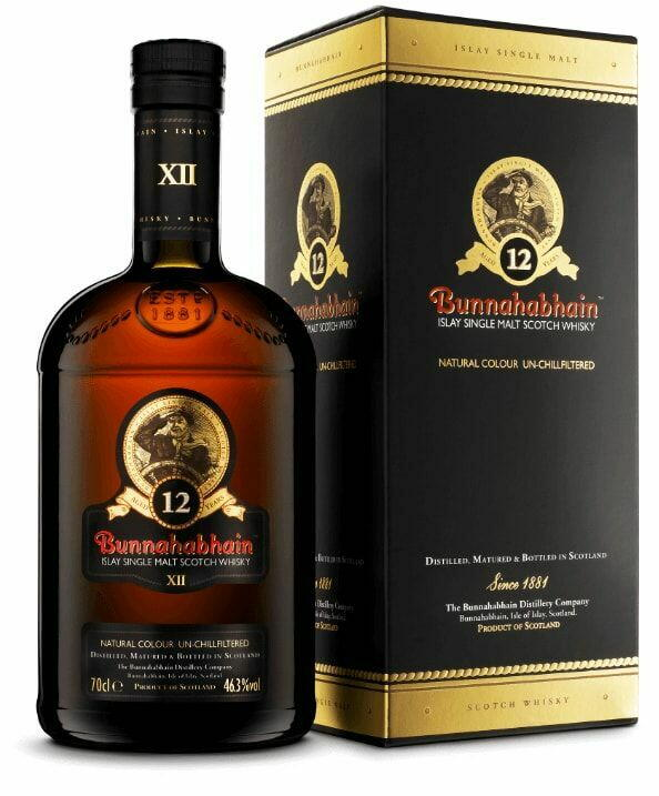 Image of   Bunnahabhain 12 Yo Islay Single Malt Fl 70