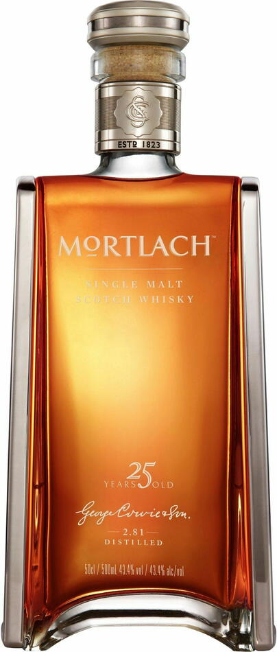 Image of   Mortlach 25 Yo Speyside Single Malt Scotch Fl 50