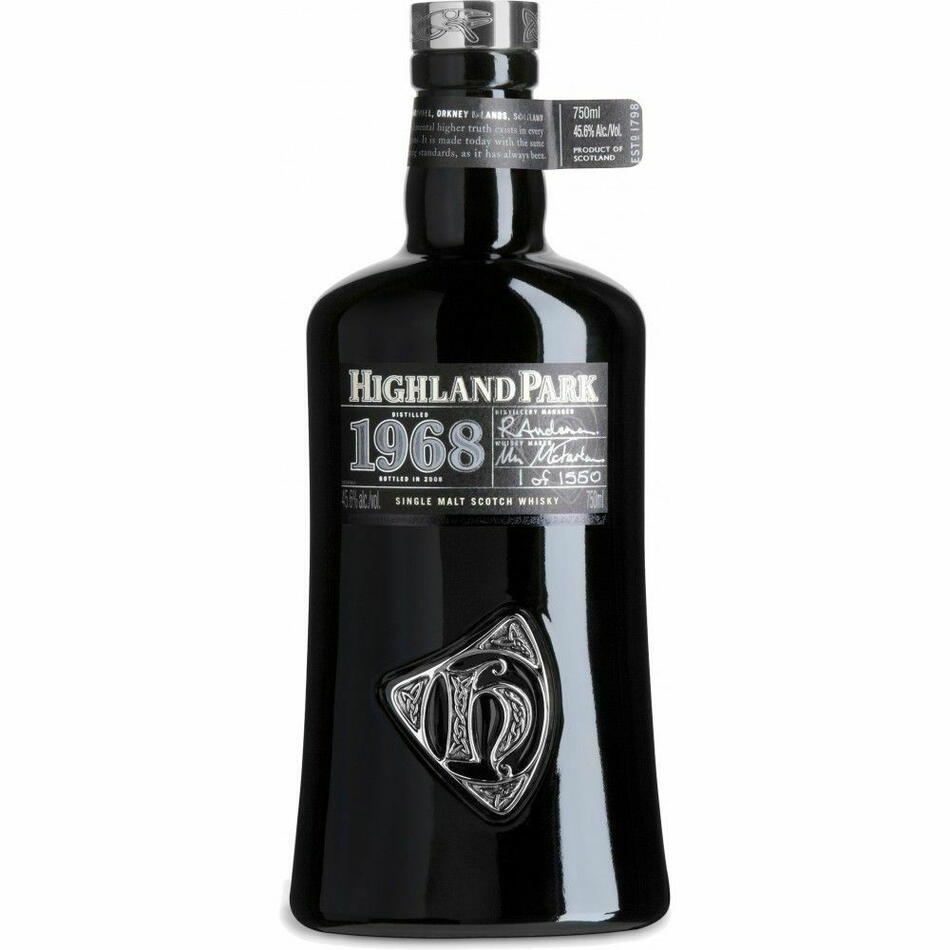 Image of   Highland Park Vintage 1968 Fl 70