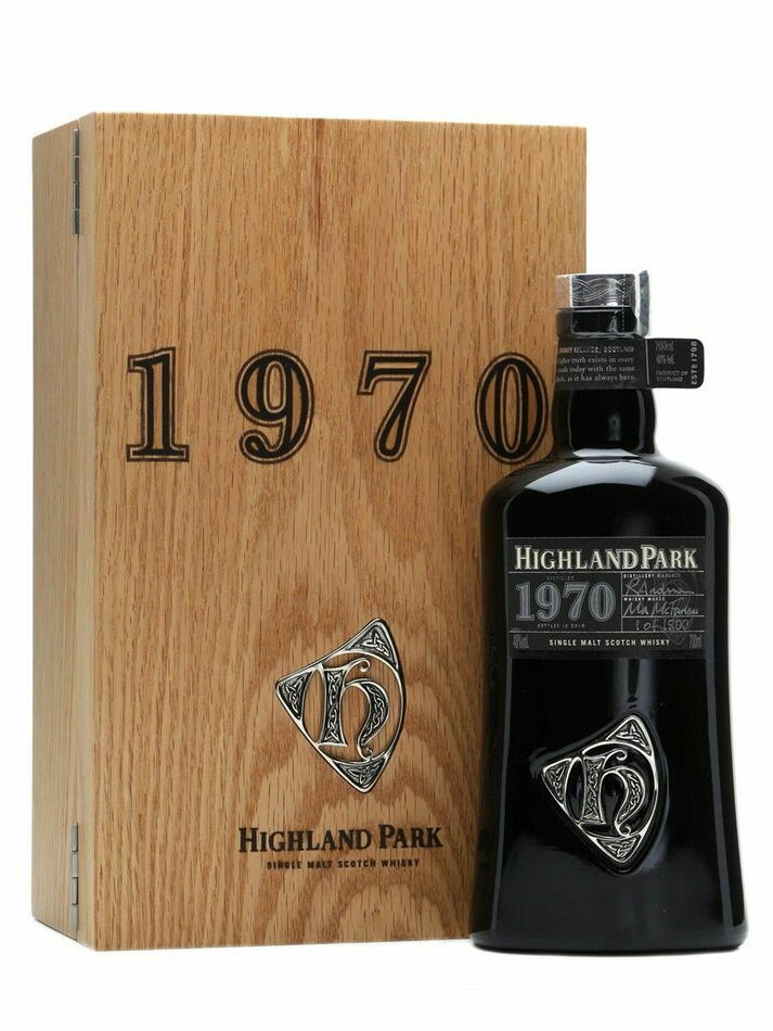 Image of   Highland Park Vintage 1970 Fl 70