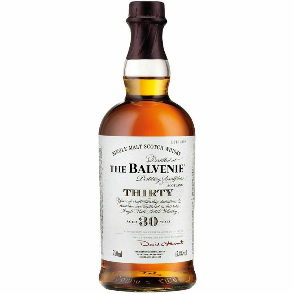 Image of   Balvenie 30 Yo Speyside Single Malt Fl 70
