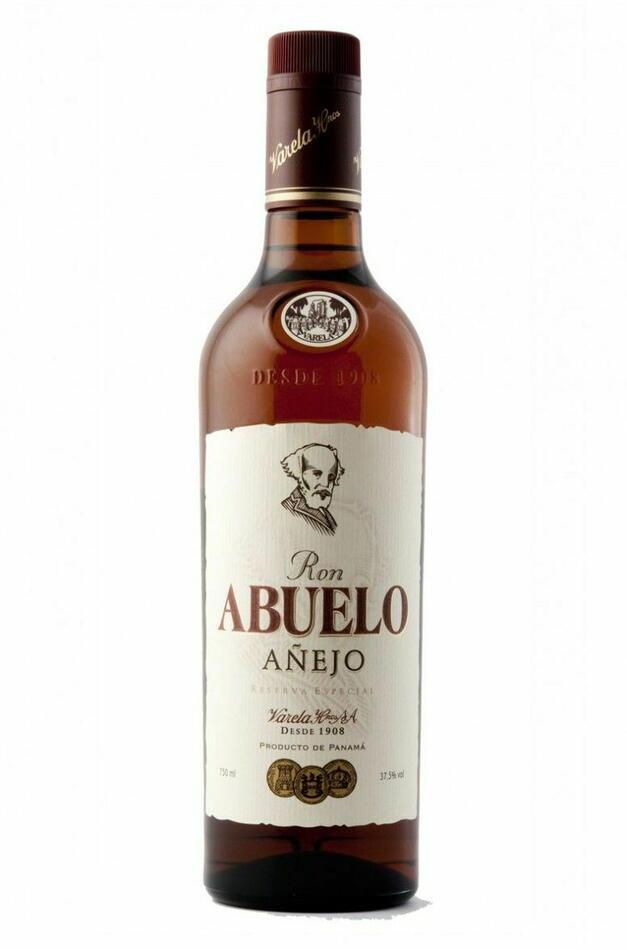 Image of   Abuelo Anejo Reserva Especial 5 Yo Fl 70
