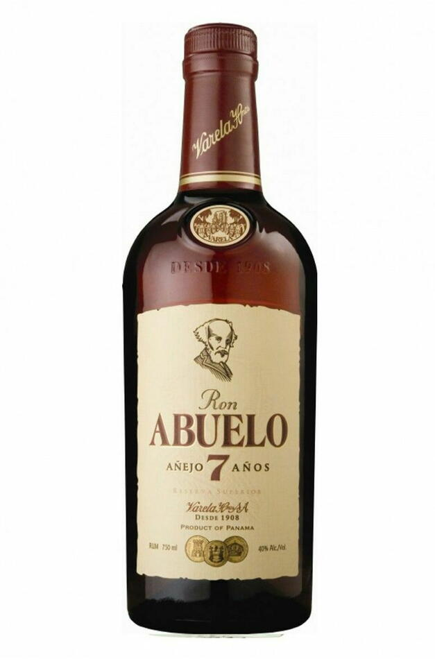 Image of   Abuelo Anejo Reserva Superior 7 Yo Fl 70