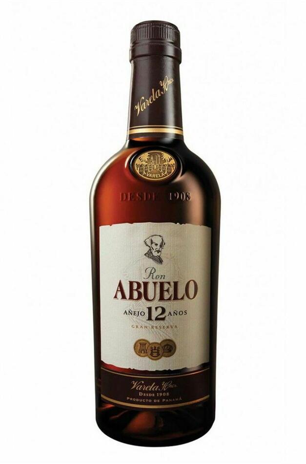 Image of   Abuelo Anejo Gran Reserva 12 Yo Fl 70