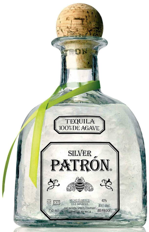 Image of   Patron Tequila Silver Fl 70