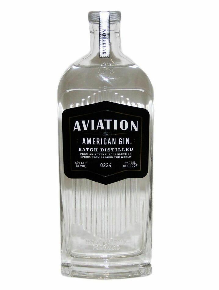 Image of   Aviation Batch Distilled American Gin Fl 70