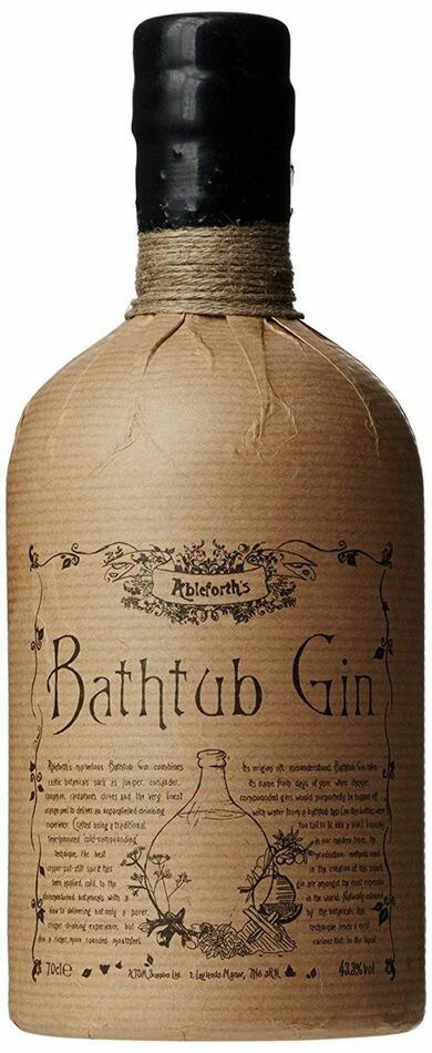 Image of   Bathtub Gin Fl 70