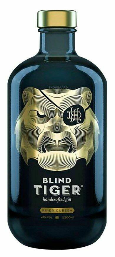 """Image of   Blind Tiger """"Imperial Secrets"""" Gin Fl 50"""