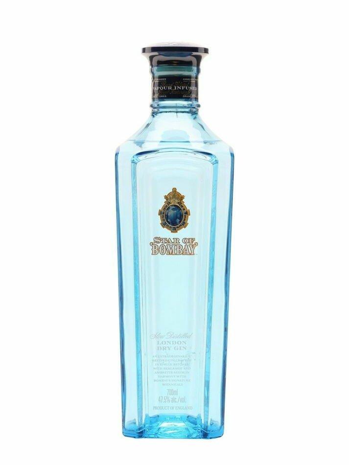 Image of   Bombay, Star Of Bombay Gin Fl 70