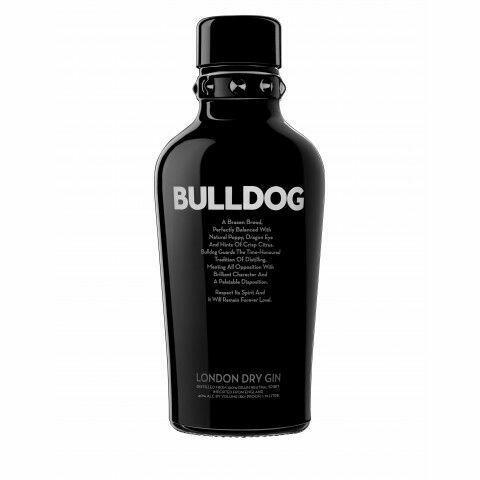Image of   Bulldog Dry Gin (Mg) Fl 175