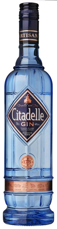 Image of   Citadelle Gin Fl 70