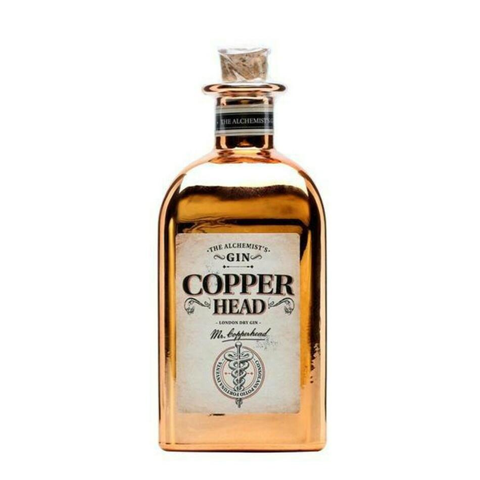Image of   Copperhead Gin Fl 50