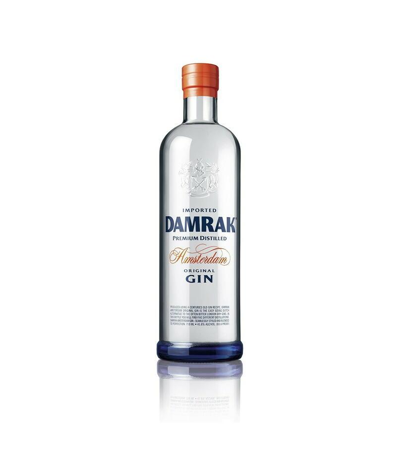 Image of   Damrak Gin Fl 70