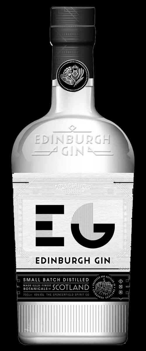 Image of   Edinburgh Small Batch Gin Fl 70