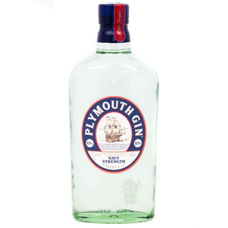Plymouth Navy Strength Gin Fl 70