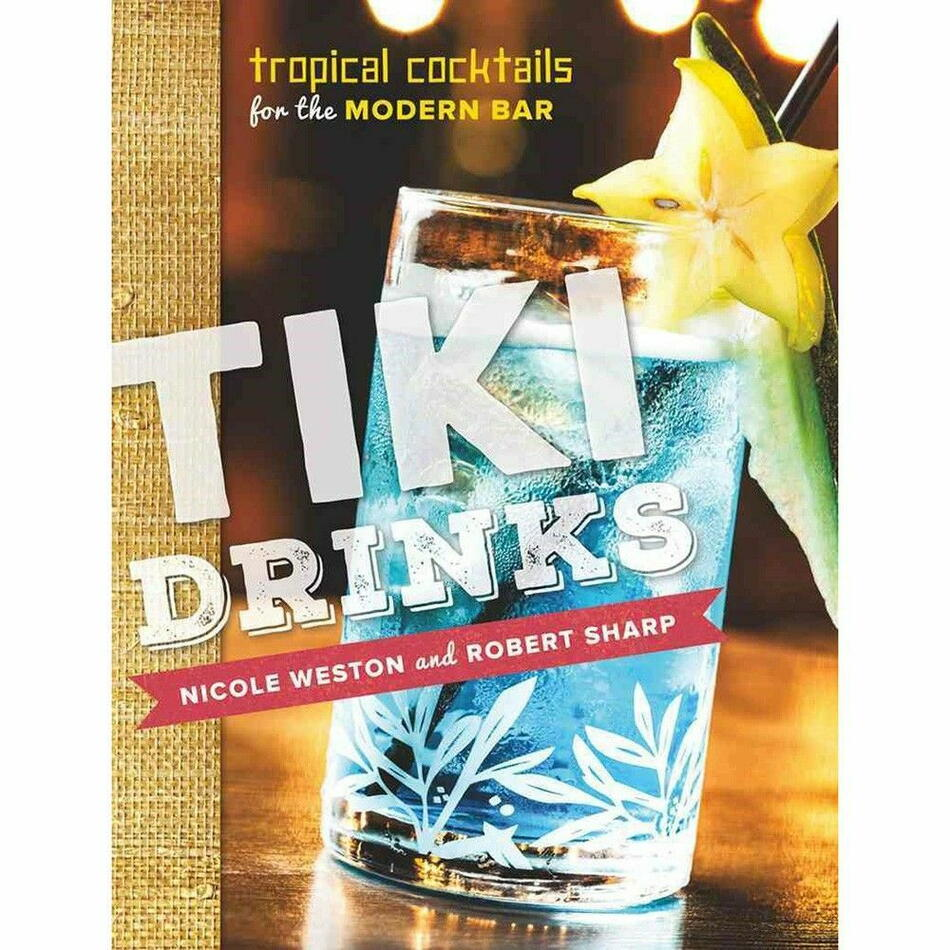 Image of   Tiki Drinks bog