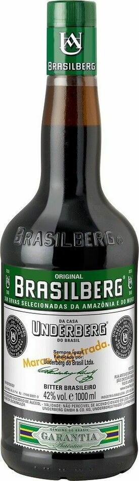 Image of   Brasilberg Bitter 1 Ltr