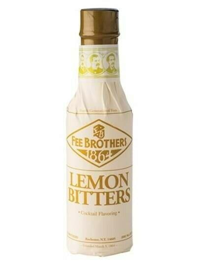 Fee Brothers Lemon Bitter Fl 15