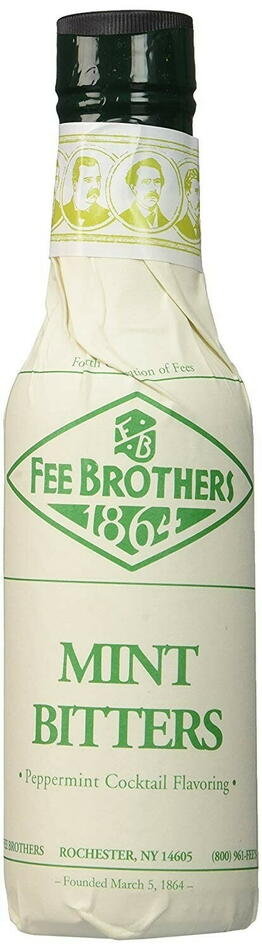 Image of   Fee Brothers Mint Bitter Fl 15