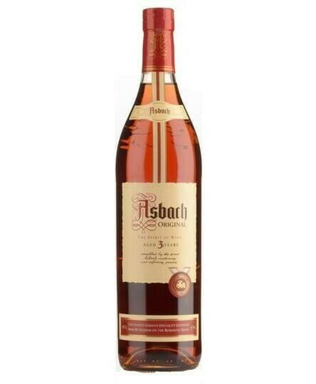 Image of Asbach Uralt Original 3 Yo Brandy Fl 70