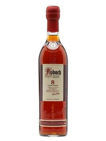 Image of Asbach Uralt Privat-brand 8 Yo Brandy Fl 70