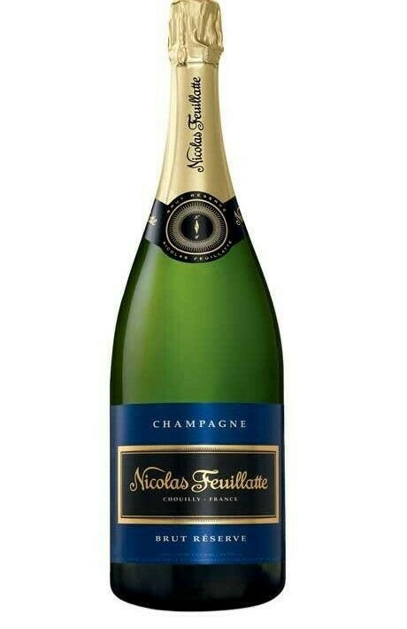 Image of   Feuillatte, Champagne Brut Réserve (Db Mg) Fl 300