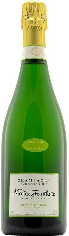 Image of   Feuillatte, Champagne Grand Cru Chardonnay 2005 0,7 liter5 Ltr