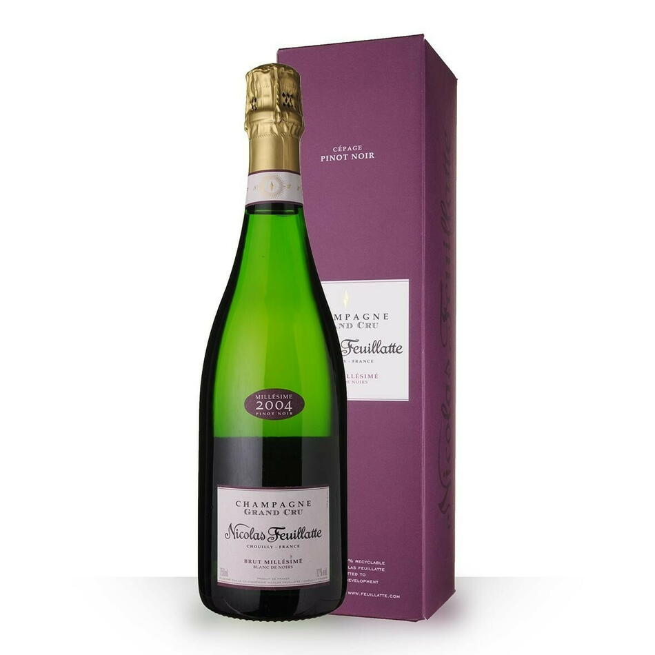 Image of   Feuillatte, Champagne Grand Cru Pinot Noir 2004 0,7 liter5 Ltr