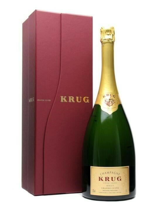 Image of   Krug Champagne Grande Cuvée (Mg) 1,5 Ltr