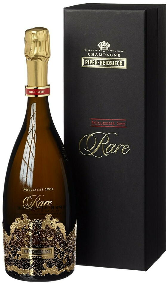 Image of   Piper-heidsieck Champagne Rare 2002 0,7 liter5 Ltr