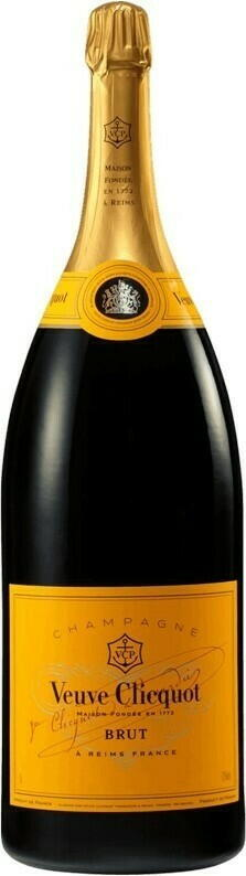 Image of   Veuve Clicquot Champagne Brut (Db Mg) Fl 300