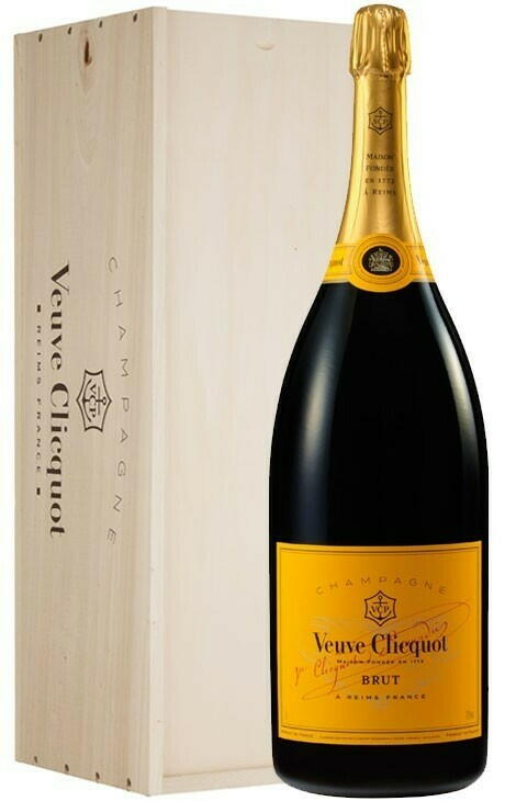 Image of   Veuve Clicquot Champagne Brut (Mathusalem) Fl 600