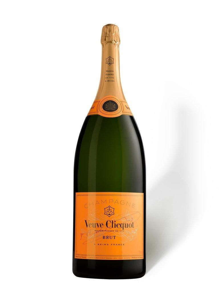 Image of   Veuve Clicquot Champagne Brut (Salmanazar) Fl 900