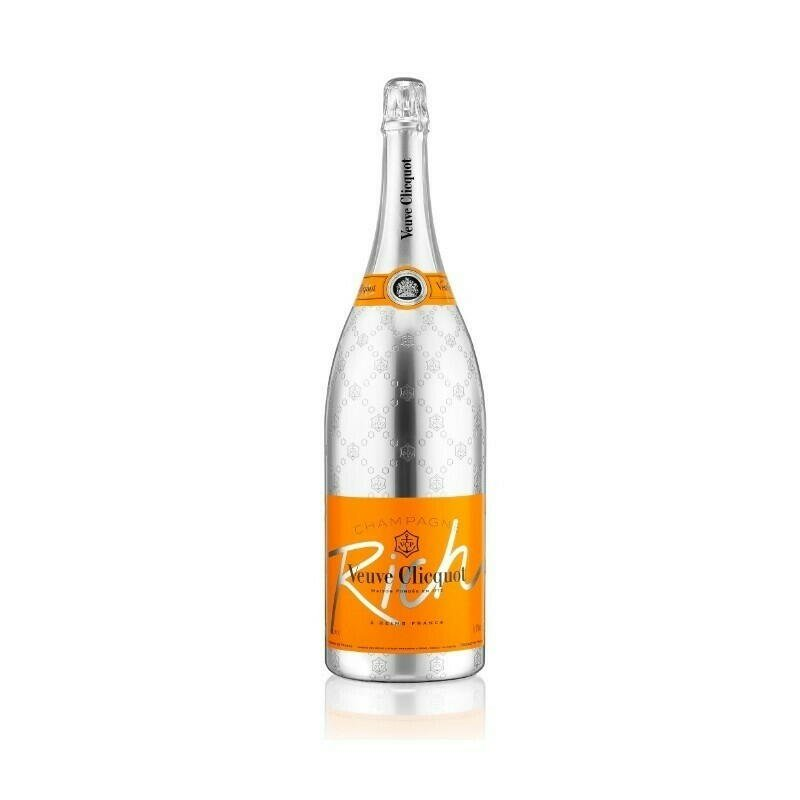 Image of   Veuve Clicquot Champagne Rich (Mg) 1,5 Ltr