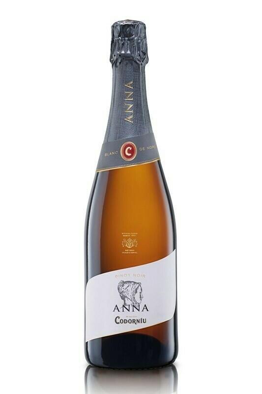 Image of   Codorniu, Cava Anna De Codorniu Pinot Noir Brut 0,7 liter5 Ltr