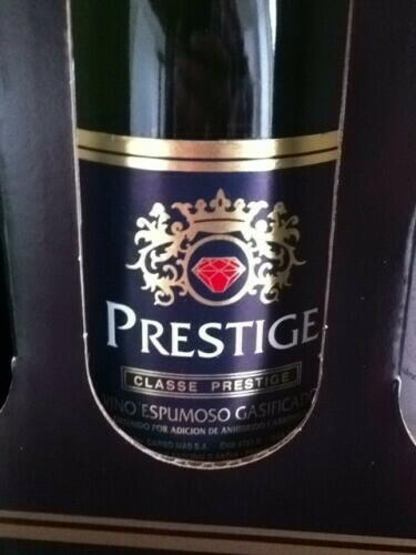 Image of   Espumoso Prestige 0,7 liter5 Ltr
