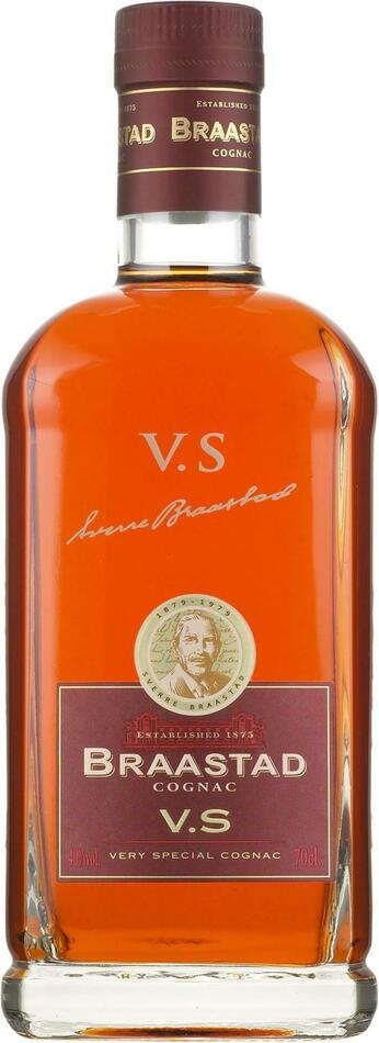 Image of   Braastad Vs Cognac Fl 70