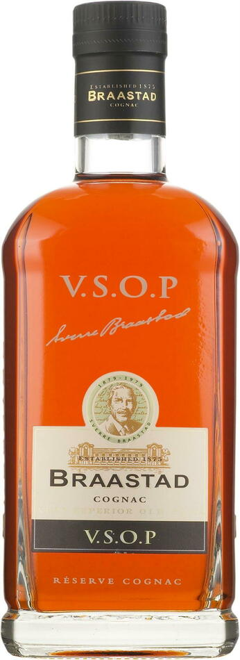 Image of   Braastad Vsop Cognac Fl 70