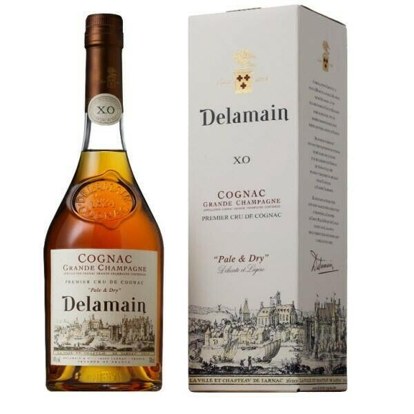 Image of   Delamain Xo Pale & Dry Cognac Fl 70