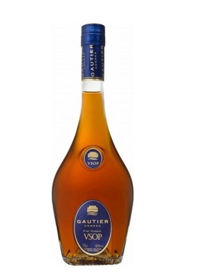 Image of   Gautier Vsop Cognac Fl 70