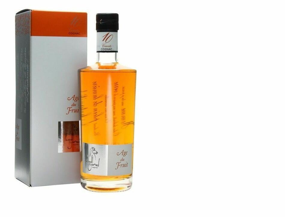 Image of   Leopold Gourmel, Age Des Fleurs 15 Carats Cognac Fl 70