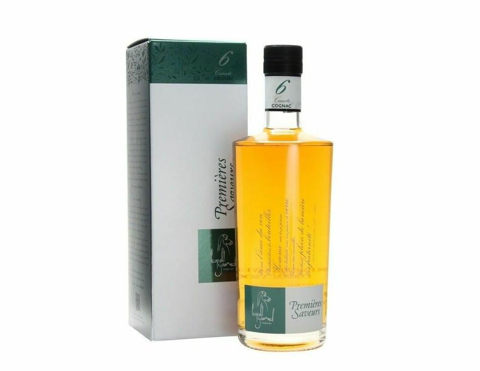 Image of   Leopold Gourmel, Premières Saveurs 6 Carats Cognac Fl 70